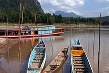 << Rivers - Mekong Basin >> / The Mekong River, 2,703 miles long travels through 6 countries. It is divided into 2 parts: the Upper Mekong in Tibet and China & the Lower Mekong from Yunnan down to the delta in Vietnam emptying into the South China Sea.  Countries: China, Myanmar, Lao, Thailand, Cambodia, Vietnam.  It is vital to the food security of people in this region. / by GR2Food Institute