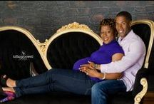 What to Wear Maternity Photo Session / Styling ideas & inspiration for maternity photo sessions.