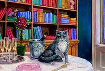 Linda's Gems / Some of my favorite titles and types for comfort reading, listening and viewing!