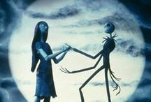 Skeleton Jack and Sally