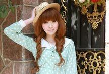 Kawaiii and co. fashion / What I would wear (japanese fashion)