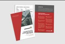 Print / Folletos, carpetas, fichas, papelería, tarjetas personales, afiches, etc! by C&E