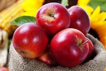 << Apples >> / Please visit us at @GR2Food Archives curated article collection @ http://gr2food.com/tag/apples/ to learn more about health, international trade, marketing, and agricultural issues related to apples. / by GR2Food Institute