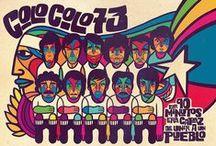 "CSD Colo-Colo / ""Arte del Club social y deportivo Colo-Colo"""