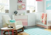 nursery gorgeousness / not your mama's nursery