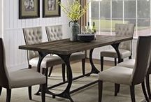 Dining Tables-Vintage Vibe