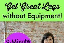 Move your body-leg