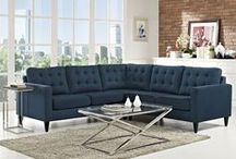 Sofas & Matching Chairs..M-C Vibe & COLOR!!!! / I am gaga over the new lines of sofas, chairs and some love seats from my fav vendor. Great style, comfort, quality colors and a fair price. Many of these items have 6,7 9 colors to choose from. I offer free freight FYI. I cant decide which I love most...more to come. So many new items...stay tuned!