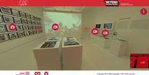 Virtual Tour di Beyond / Grazie a 00VirtualReality, la soluzione per la realtà aumentata pensata da Engitel, i primi 110 anni di Salini Impregilo resteranno per sempre sul web.