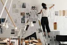 Workspace / Office & creative space dreaming