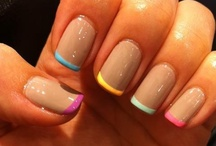 oh... i like these nails!