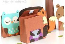 Paper boxes / diy paper boxes ideas