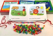 Language / Learning to read and language activities