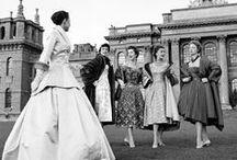 Vintage dresses / Amazing gallery of vintage dresses
