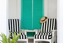 Sharpe-SHUTTERS / by HigH Class Trash Antiques