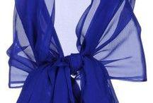 Marine - Cobalt / Bleu océan ou bleu du ciel...ou couleur des îles, du rêve. Ma couleur. / by Hellomariejo