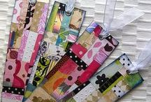 Paper bookmarks and Tags / great paper bookmarks plus tags, for your books and to give as a present
