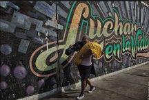 Préstamos para soñar (Expo) / Esta exposición, a través de 26 instantáneas de la fotógrafa Annabelle Avril, muestra las historias de Carolina, Eva, Diana y Laura, cuya realidad personal se ha transformado gracias a la Fundación Taller de Solidaridad.