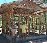 """Campaña """"Soñando un Techo"""" / Taller de Solidaridad por el vínculo de 10 años de trabajo que nos une a los Talleres de Nazaret, y dada la dimensión de la catástrofe lanza esta campaña para contribuir al trabajo de emergencia puesto en marcha por las comunidades de las Siervas de San José en Filipinas."""