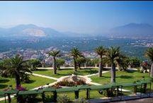 La Villa / Panorama suggestivo, sale accoglienti, atmosfera indimenticabile.