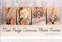 Mod podge crafts / Craft ideas with Mod Podge!