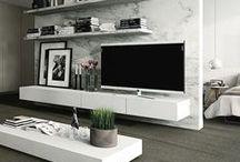 Stue design.
