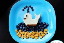 Fun and Healthy Foods / I get bored of making the same old thing.  Get creative and change it up!  Here are some awesome ideas that need to be shared.  Check it out....