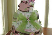 Babys Sachen und Geschenke / Geschenke zur Geburt , genähte Spielsachen oder Kleidung