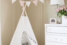 Childrens room deco