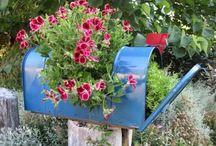 Garden ideas / Ideoita pihalle