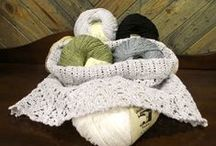 Featured Yarn Of The Month / Monthly Featured Yarn and Sample