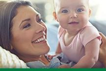 Women & Children / Important information for women's health and prevention, as well as OB topics including pregnancy, delivery, newborns and infants.