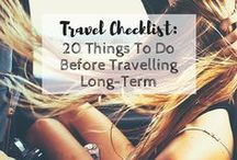 Travel Preparation