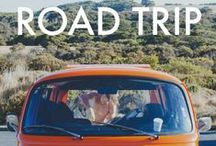 Road Trip!!! / Tips for road trippin' all over the world