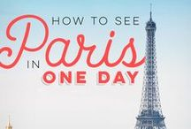 Day Trip Paris / Paris 2016 - Day Trip