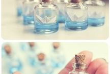 Little bottle jewels / Super cute little bottle jewels