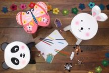 Gifts for the whole family / From children's stools and fairy doors to colourful bags and animal inspired photo frames, in this section you will find everything for that perfect family gift.