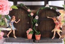 Angels, cherubs and fairies / This delightful range features intricately designed figurines which are perfect as decorative ornaments or gifts.