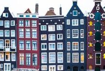 Travel The Netherlands Amsterdam Pictures | Maaike van Wijk Design Studio / Beautiful Amsterdam pictures