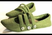 Diy shoes ideas / Create your pair of shoes: instructions and ideas