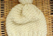 Knitting 3 - Neulominen 3 / Pipot ja Huivit - Kaulurit