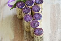Wine cork ornaments and ideas / Ideas made with wine corks