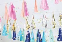 ☆ PARTY DECORATIONS