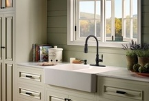 Pfister Kitchen Faucets / Showcase of our Pfister Kitchen Faucets. Click any photo for more details on each faucet. / by National Builder Supply