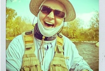 Fly Fishing In Wyoming / Fly fishing in Wyoming