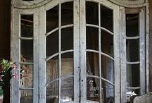 doors, windows and stairs / by Cassandra Schepperle