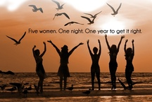 The New Year's Eve Club / Five college friends get together on New Year's Eve and revise their list of the perfect man then challenge each other to find him in one year. Five women. One night. One year to get it right.