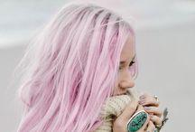Rainbow hair ❤️ / My little pony colors