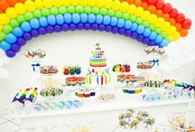 Party ideas for kids / At Just For Kids we specialise in themed party supplies for children here in NZ. This board is a great viewing platform to see how others have used these products and created there own amazing party rooms and displays. Not to mention the clever party food ideas. Wow there's some clever mums out there!!