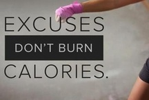 Its time to Burn... / Exercise on the Go!!